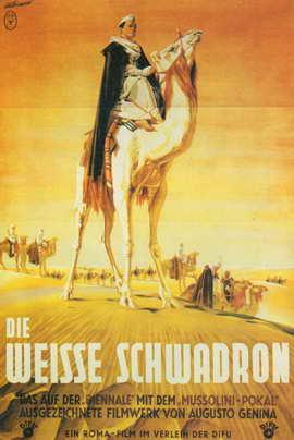 White Squadron - 11 x 17 Movie Poster - German Style A