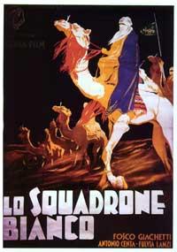 White Squadron - 11 x 17 Movie Poster - Italian Style A