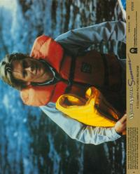 White Water Summer - 11 x 14 Movie Poster - Style D