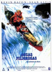 White Water Summer - 11 x 17 Movie Poster - Spanish Style A