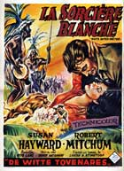 White Witch Doctor - 27 x 40 Movie Poster - Belgian Style A