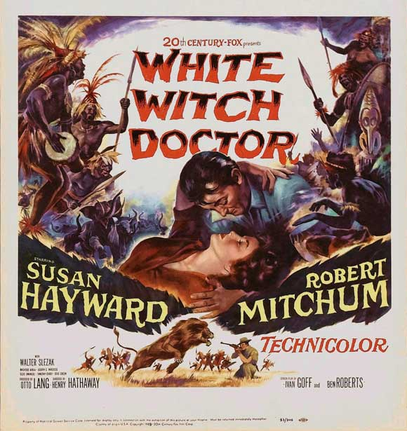 White Witch Doctor movie