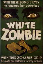 White Zombie - 11 x 17 Movie Poster - Style A