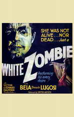White Zombie - 11 x 17 Movie Poster - Style B