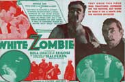 White Zombie - 43 x 62 Movie Poster - Bus Shelter Style C