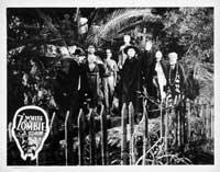 White Zombie - 11 x 14 Movie Poster - Style E