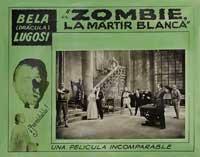 White Zombie - 11 x 14 Movie Poster - Style J
