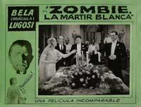 White Zombie - 11 x 14 Movie Poster - Style O