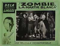 White Zombie - 11 x 14 Movie Poster - Style P