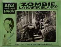 White Zombie - 11 x 14 Movie Poster - Style Q