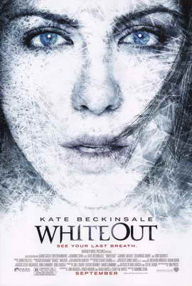 Whiteout - 11 x 17 Movie Poster - Style B
