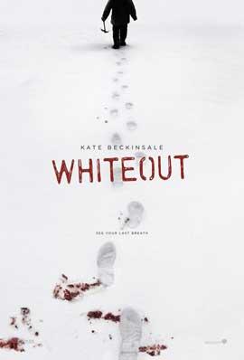 Whiteout - 11 x 17 Movie Poster - Style E