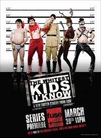 Whitest Kids U Know. The - 11 x 17 TV Poster - Style B