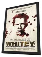 Whitey: United States of America vs James J Bulger - 27 x 40 Movie Poster - Style A - in Deluxe Wood Frame