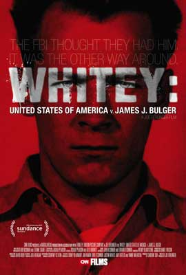 Whitey: United States of America vs James J Bulger - 11 x 17 Movie Poster - Style B