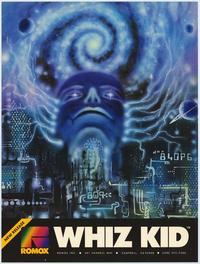 Whiz Kid by Romox (VG) - 27 x 40 Movie Poster - Style A