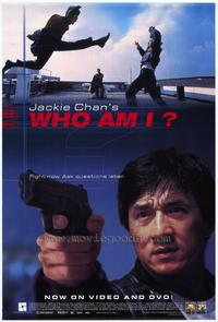 Who Am I? - 27 x 40 Movie Poster - Style A