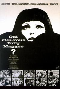 Who Are You, Polly Magoo? - 11 x 17 Movie Poster - French Style A