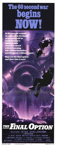 Who Dares Wins - 14 x 36 Movie Poster - Insert Style A