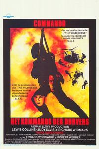 Who Dares Wins - 11 x 17 Movie Poster - Belgian Style A
