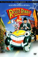 Who Framed Roger Rabbit - 27 x 40 Movie Poster - Style G