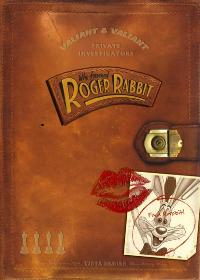Who Framed Roger Rabbit - 11 x 17 Movie Poster - Style G