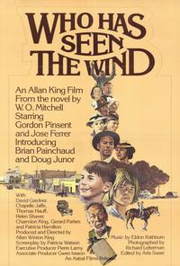 Who Has Seen the Wind? - 27 x 40 Movie Poster - Style A