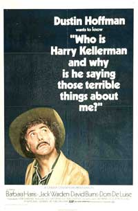 Who Is Harry Kellerman... - 11 x 17 Movie Poster - Style A