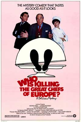 Who Is Killing the Great Chefs of Europe? - 11 x 17 Movie Poster - Style A