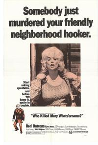 Who Killed Mary What's 'Er Name? - 11 x 17 Movie Poster - Style A