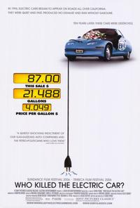 Who Killed the Electric Car? - 27 x 40 Movie Poster - Style A