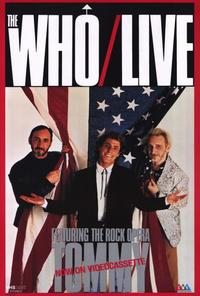 Who Live, Featuring the Rock Opera Tommy - 27 x 40 Movie Poster - Style A