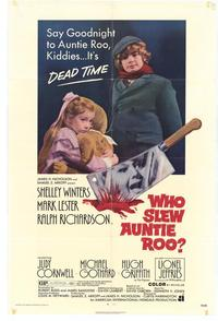 Who Slew Auntie Roo? - 27 x 40 Movie Poster - Style A