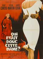Who Was That Lady - 27 x 40 Movie Poster - French Style B