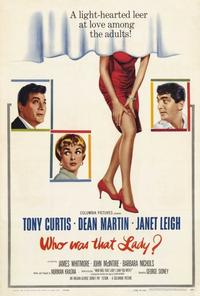 Who Was That Lady - 27 x 40 Movie Poster - Style A