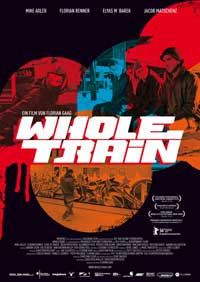Whole Train - 11 x 17 Movie Poster - German Style A
