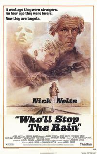 Who'll Stop the Rain? - 11 x 17 Movie Poster - Style A