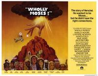 Wholly Moses! - 11 x 14 Movie Poster - Style A