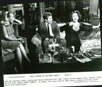 Who's Afraid of Virginia Woolf? - 8 x 10 B&W Photo #2