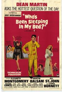 Who's Been Sleeping in My Bed - 27 x 40 Movie Poster - Style A