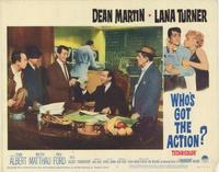 Who's Got the Action? - 11 x 14 Movie Poster - Style H