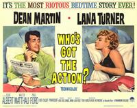 Who's Got the Action? - 11 x 14 Movie Poster - Style A