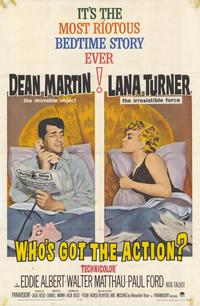 Who's Got the Action? - 27 x 40 Movie Poster - Style A