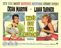 Who's Got the Action? - 27 x 40 Movie Poster - Style B