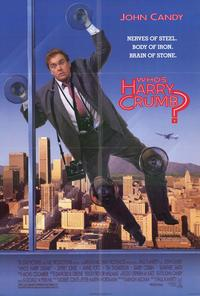 Who's Harry Crumb? - 27 x 40 Movie Poster - Style A