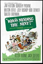 Who's Minding the Mint? - 27 x 40 Movie Poster - Style B