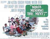 Who's Minding the Mint? - 11 x 14 Movie Poster - Style A
