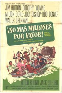 Who's Minding the Mint? - 11 x 17 Movie Poster - Spanish Style A