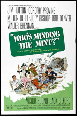Who's Minding the Mint? - 11 x 17 Movie Poster - Style B