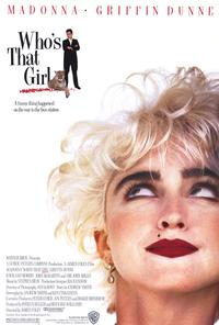 Who's That Girl? - 27 x 40 Movie Poster - Style A